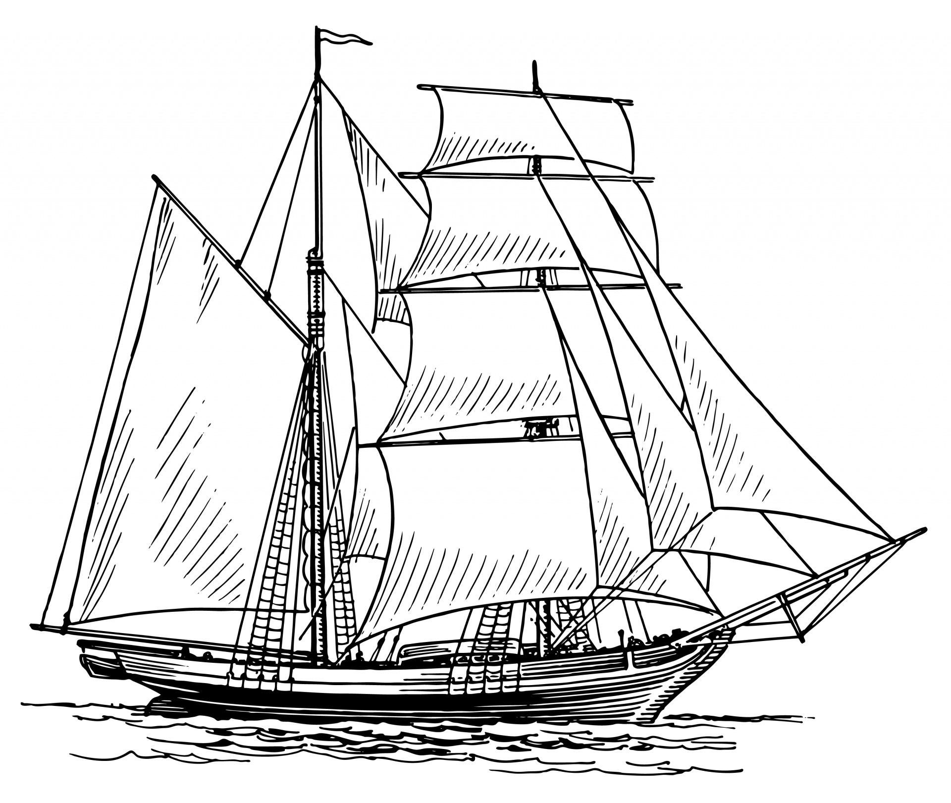 Hull Of Ship Clipart