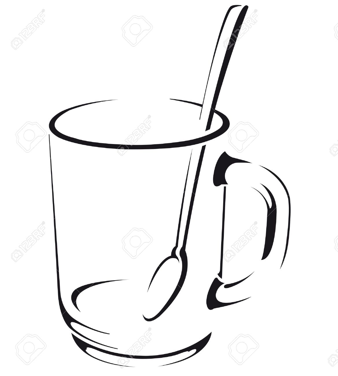 Inside Cup Clipart