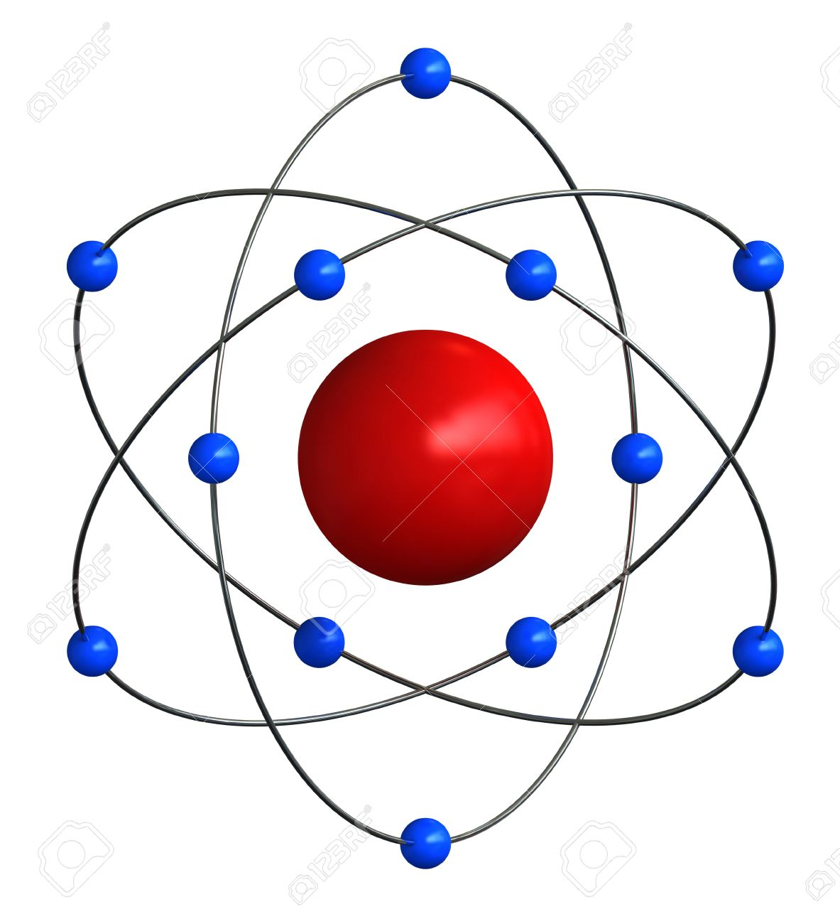 Ions Clipart