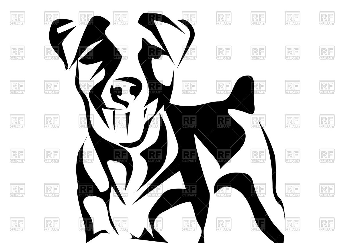 Jack russell clipart - Clipground (1200 x 849 Pixel)