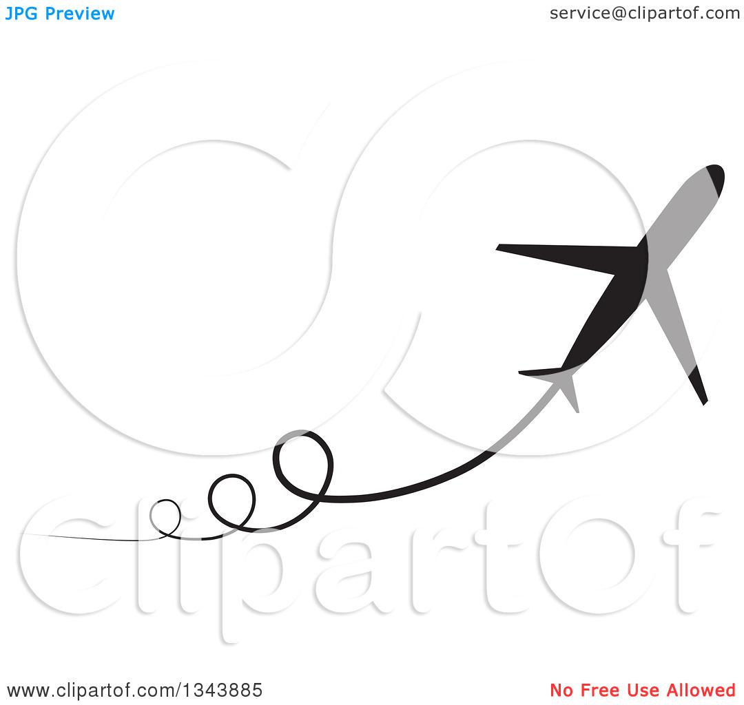 Jet Trails Clipart 20 Free Cliparts