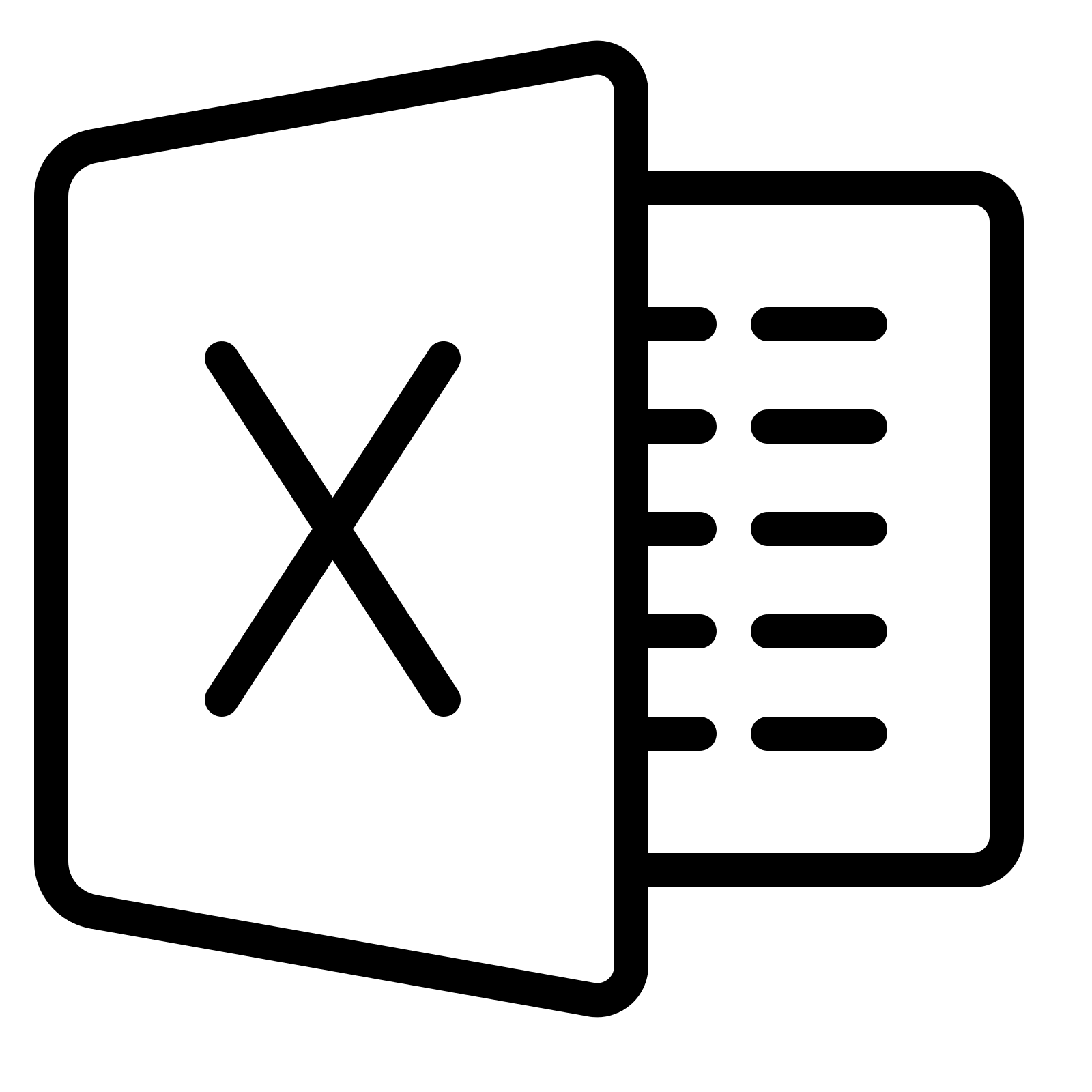 Large Excel Table Outline Clipart Black And White 20 Free