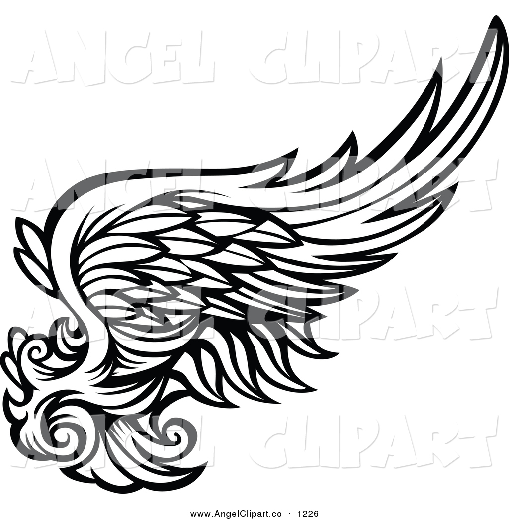 Large Wings Clipart 20 Free Cliparts