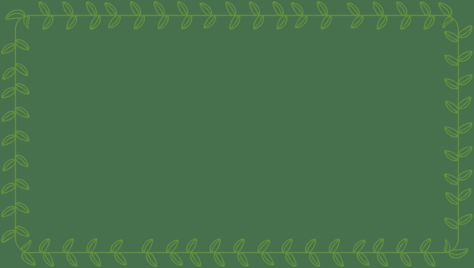 Leaf Frame Clipart