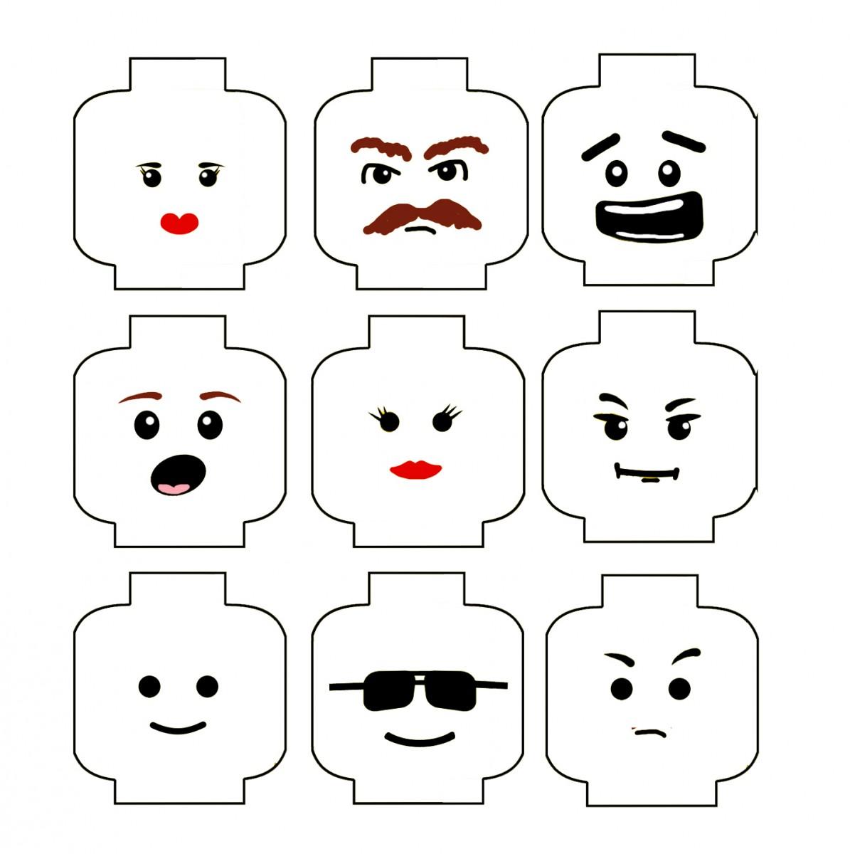 Legomaennchen Clipart