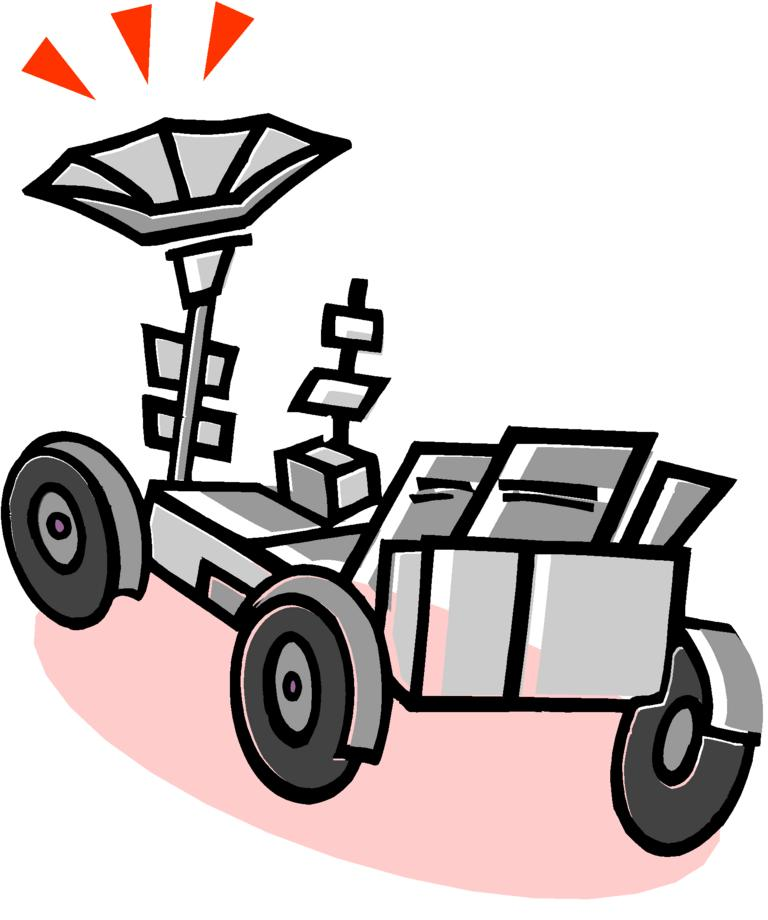 Rover clipart - Clipground (768 x 920 Pixel)