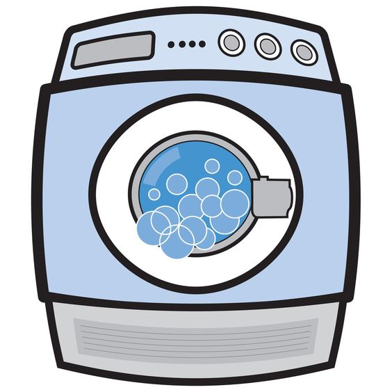 Image result for WASHING MACHINE CATOONS