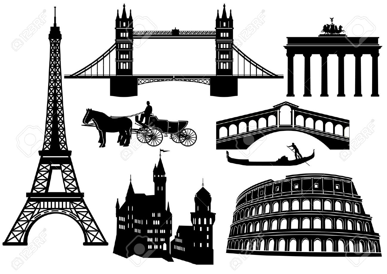 Main City Clipart