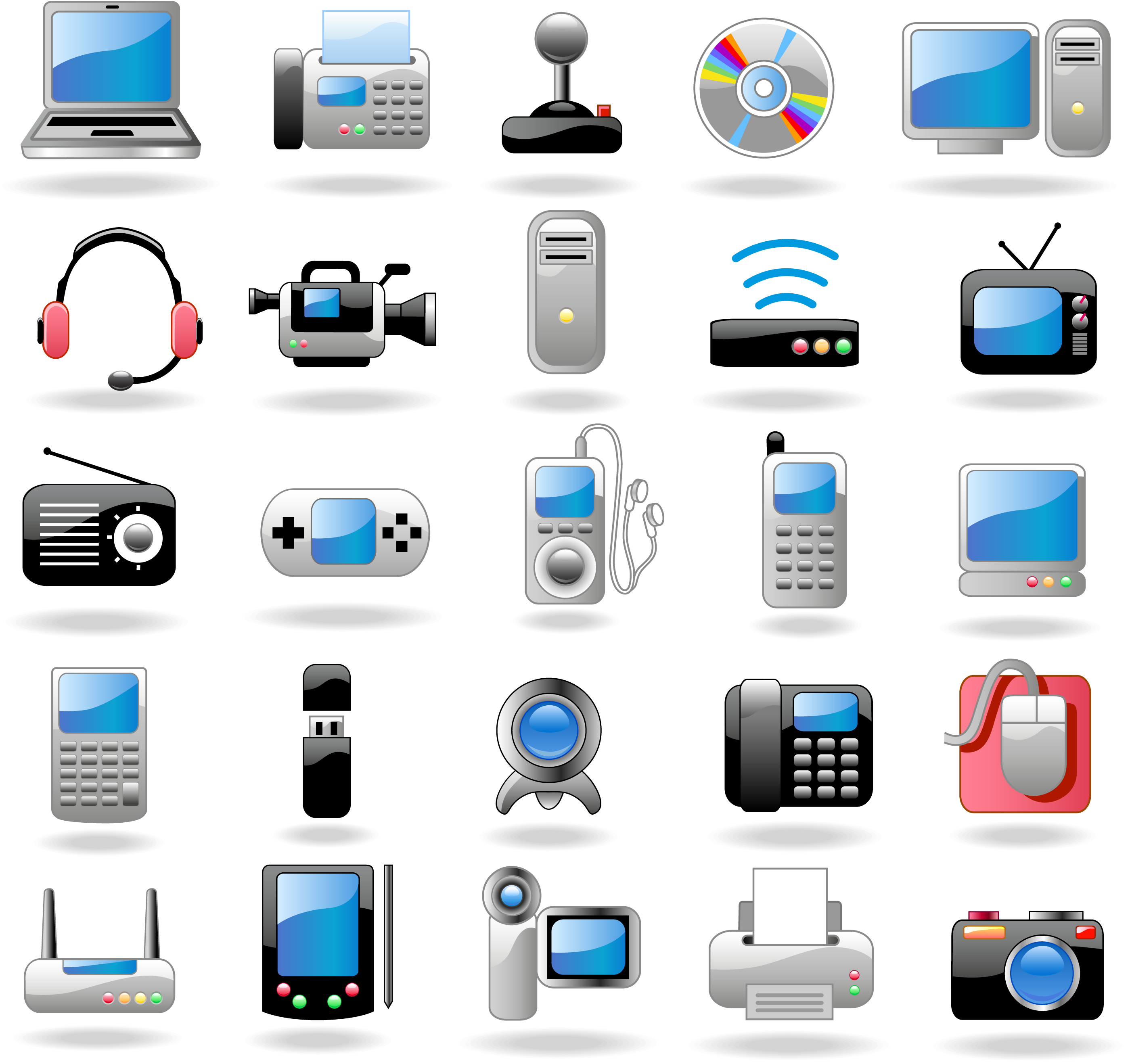Means Of Communication Clipart