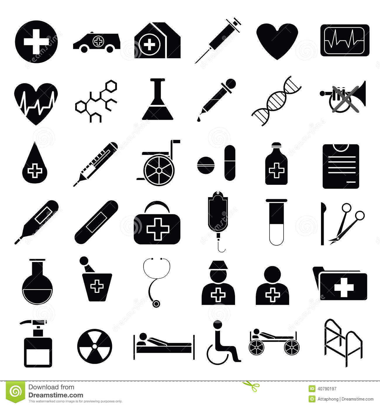 Medical Device Clipart