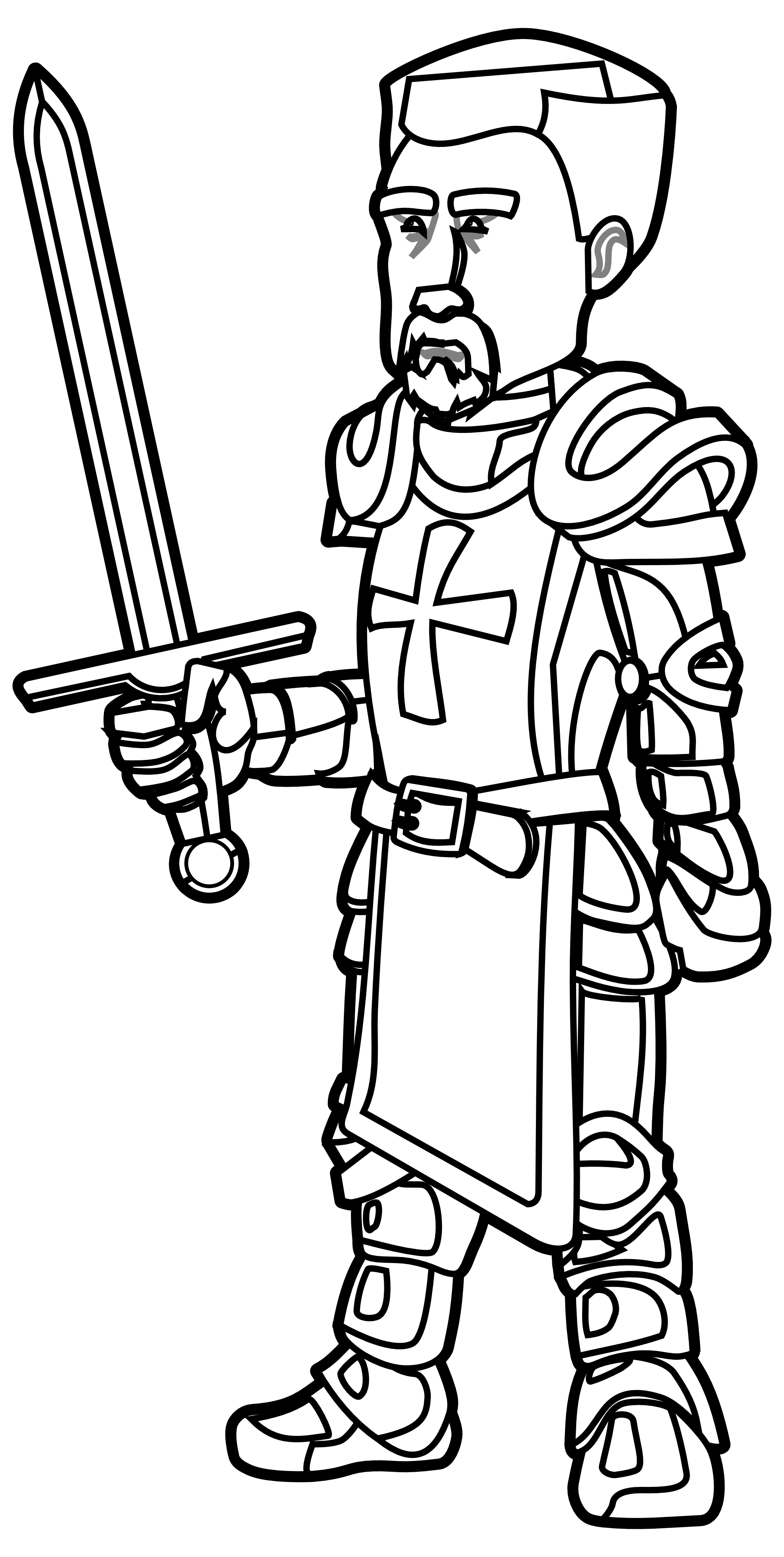 Me Val Black Knight Clipart 20 Free Cliparts