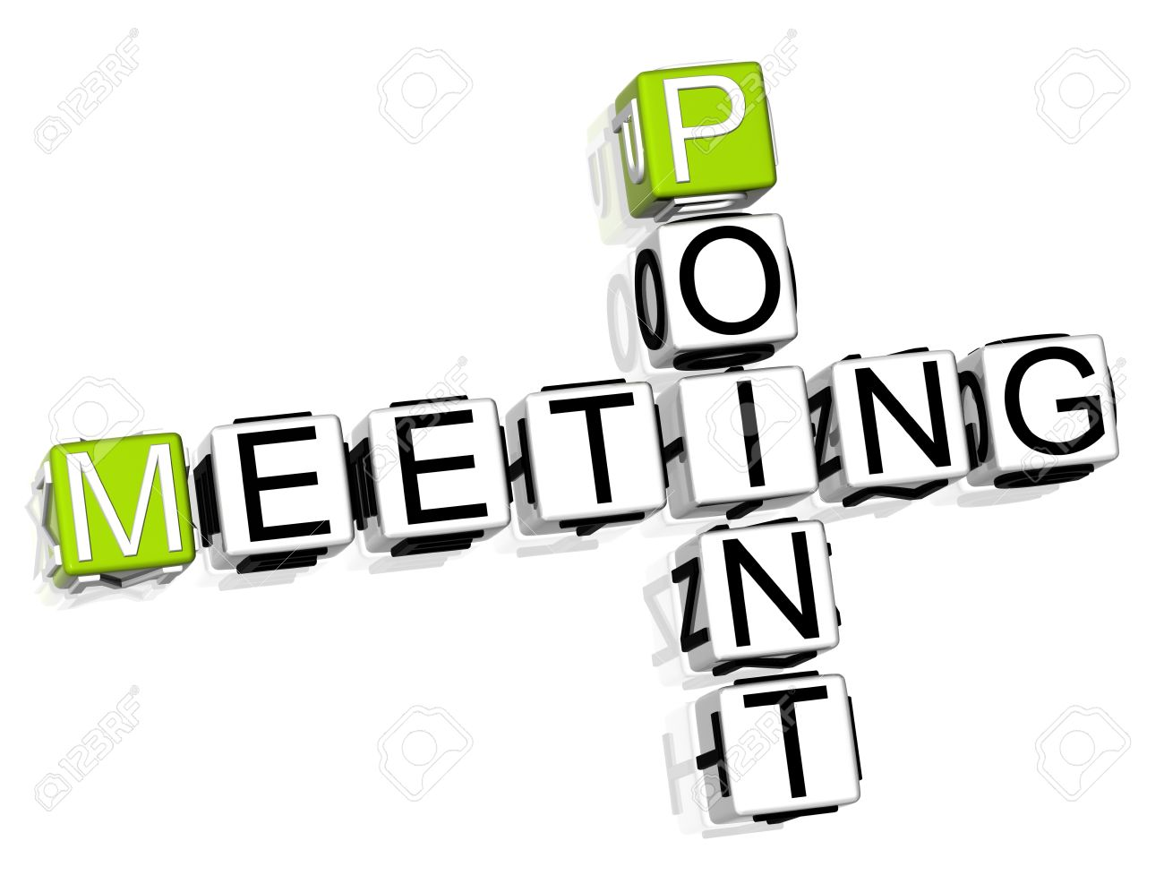 Meeting Point Clipart