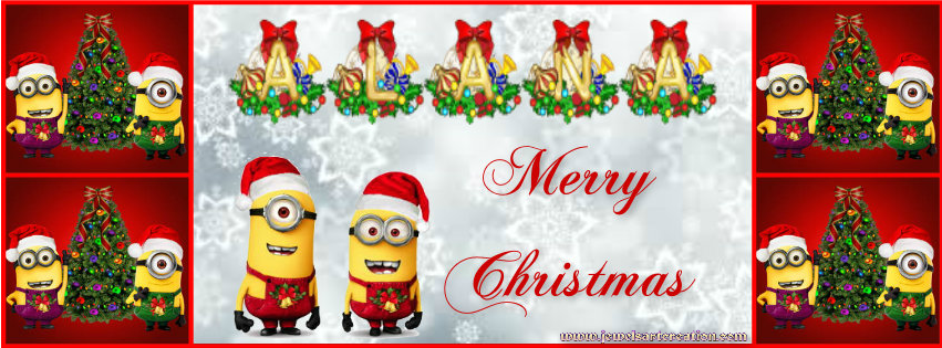Merry Christmas Minions Clipart Clipground