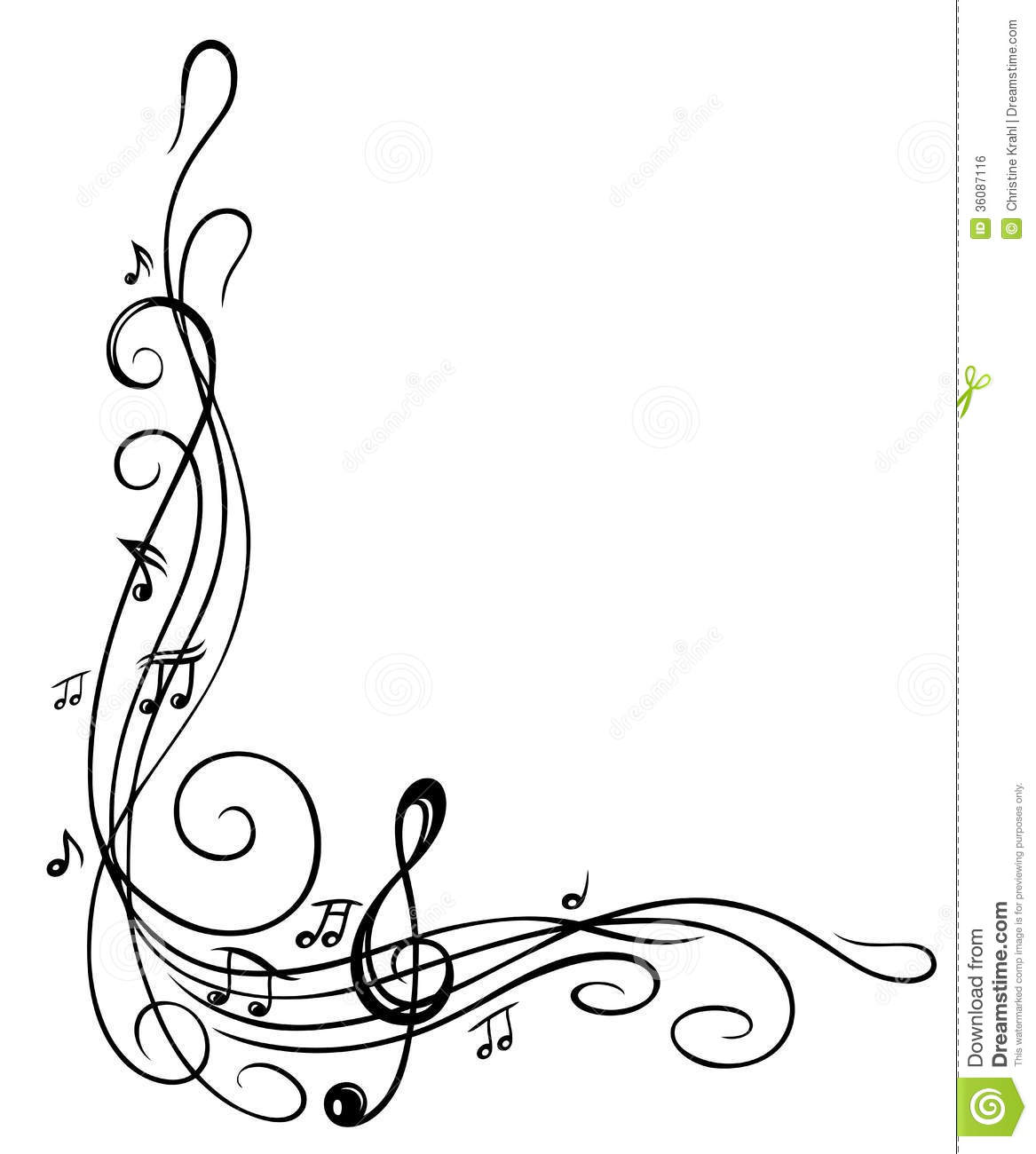 Microsoft Clipart Music Notes