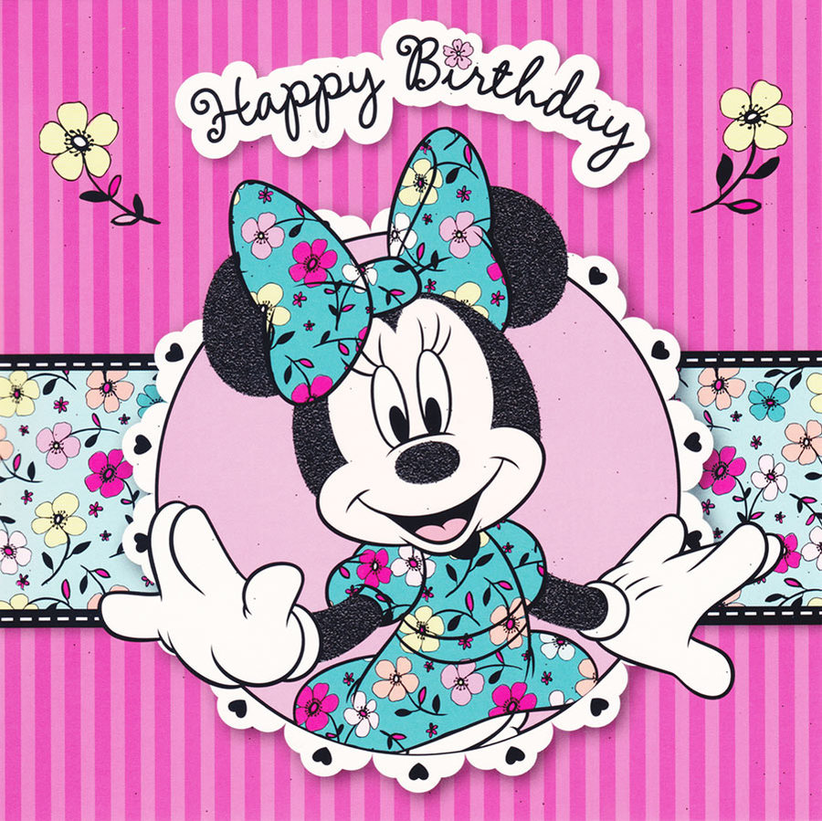 minnie mouse happy birthday clipart - Clipground (900 x 899 Pixel)
