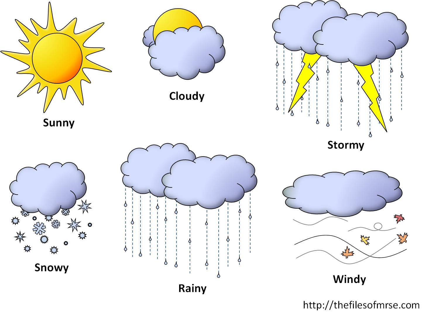 The Force Of The Weather Clipart 20 Free Cliparts