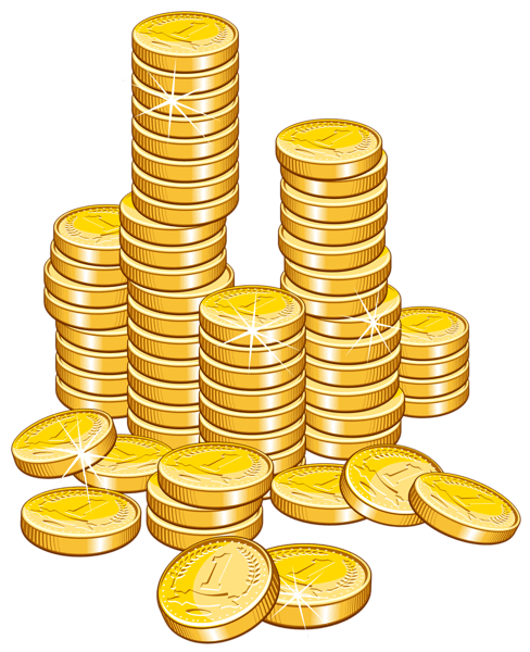 gold coin clipart png - Clipground (488 x 600 Pixel)