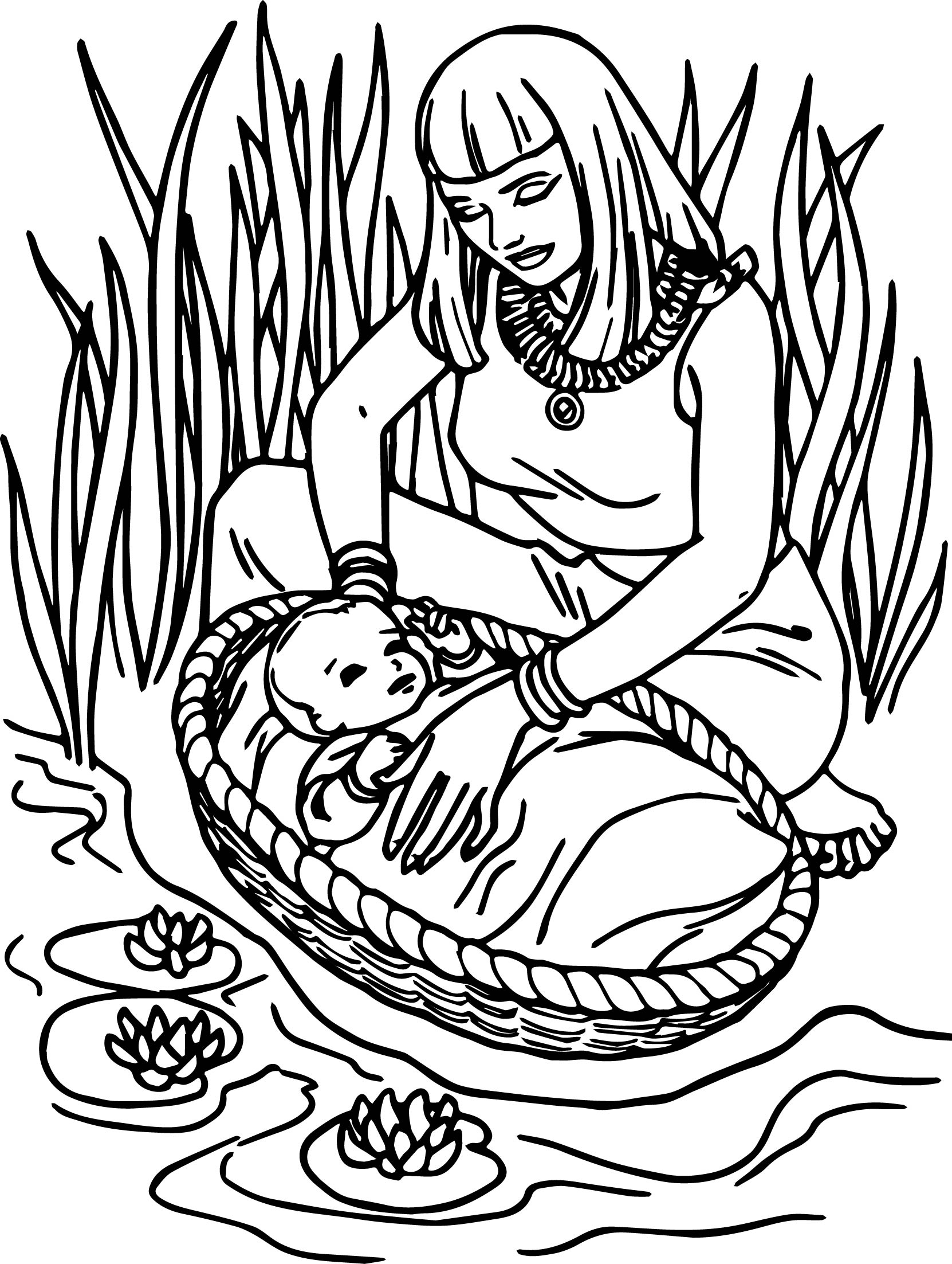 Moses Basket Clipart 10 Free Cliparts