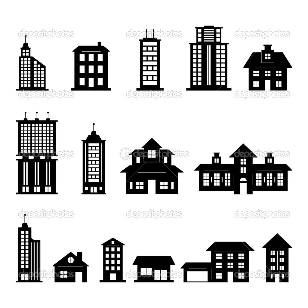Office And Hotel Building Clipart 20 Free Cliparts