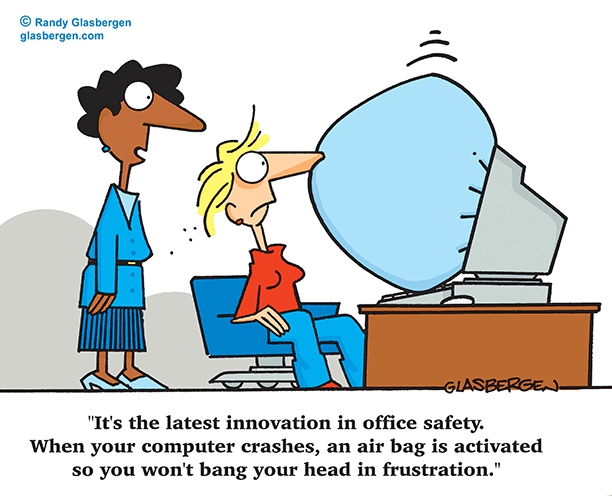 And Safety Art Cartoons Clip Office