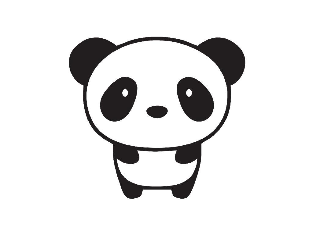 Panda Baby Clipart