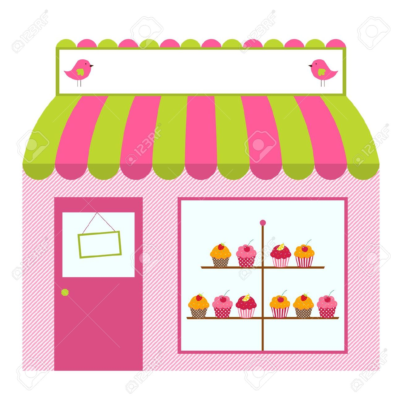 Pastry shops clipart - Clipground (1300 x 1300 Pixel)