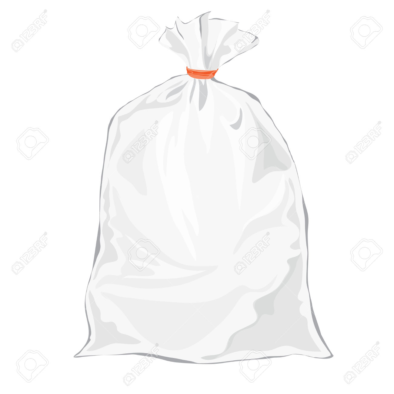 Plastic Packaging Clipart