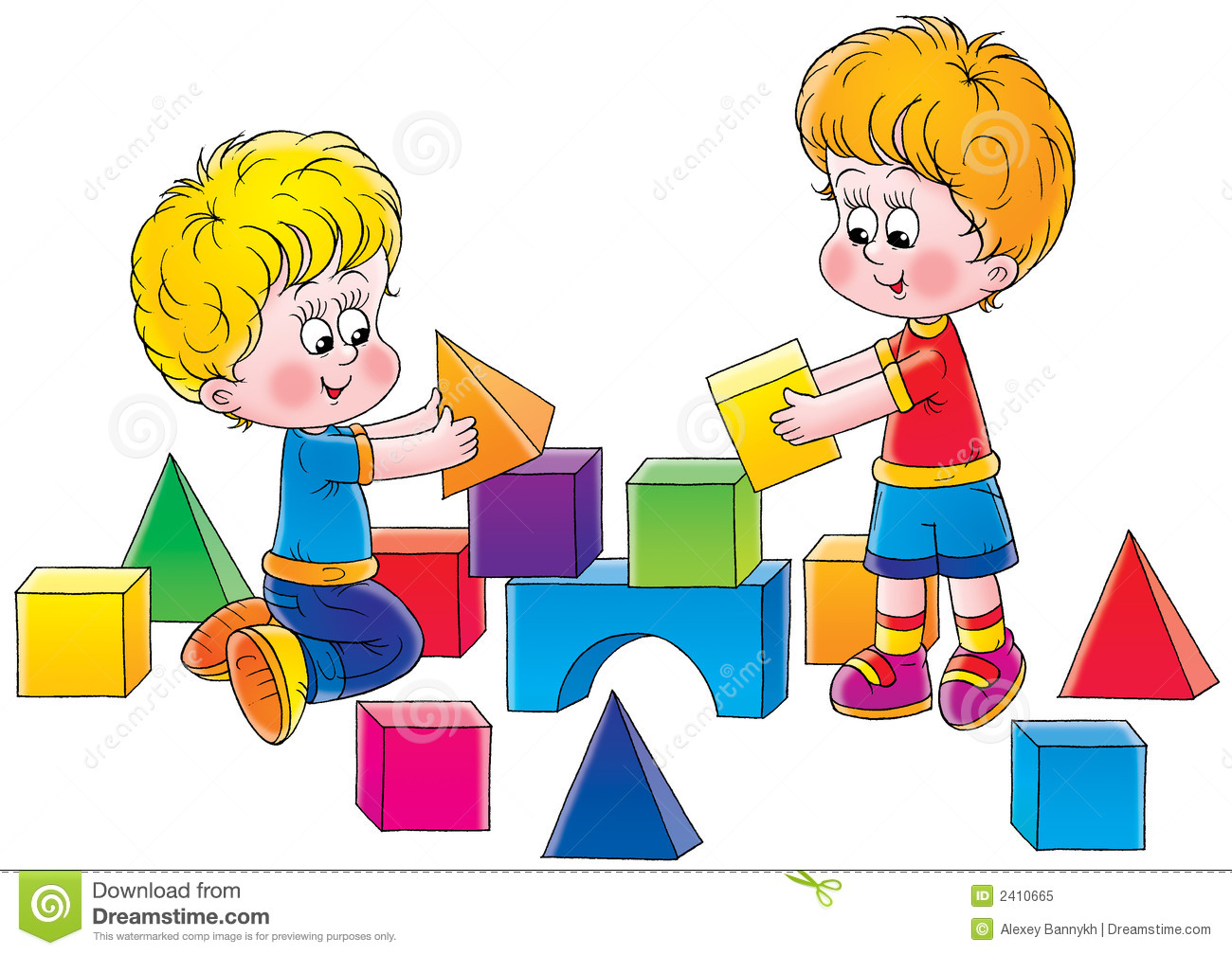 Playschool Clipart