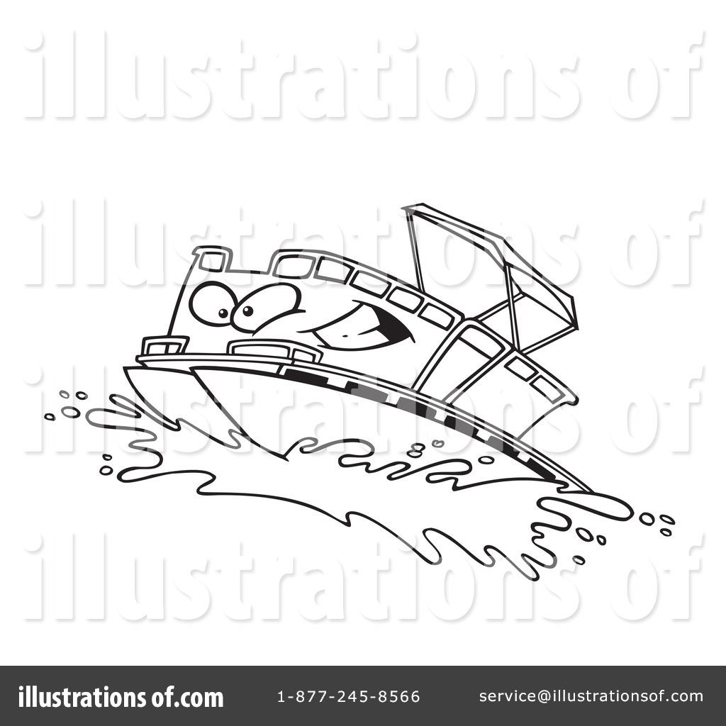 Clipart Boat Board