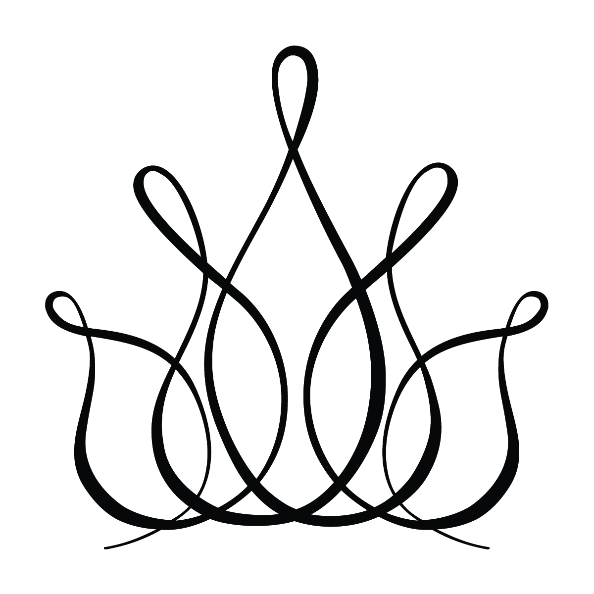 Queen Crown Clipart Black And White