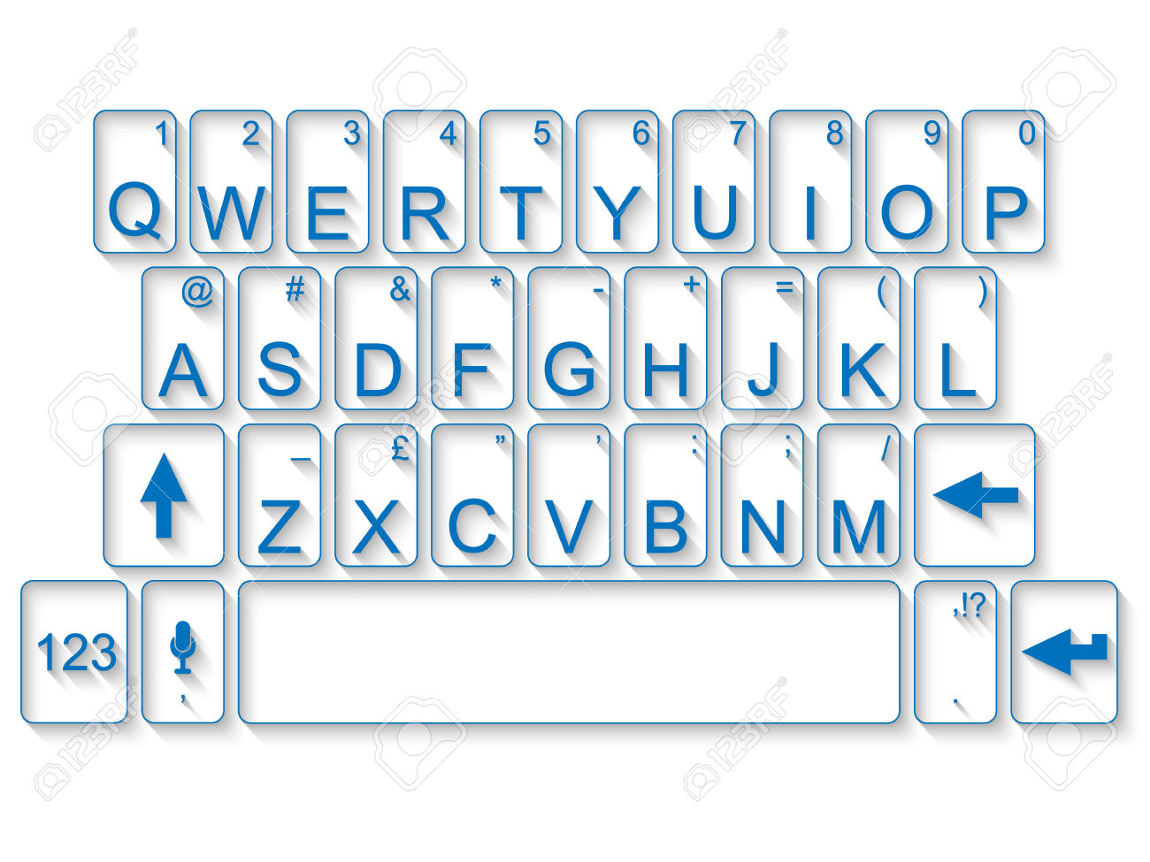 Qwerty Clipart 20 Free Cliparts