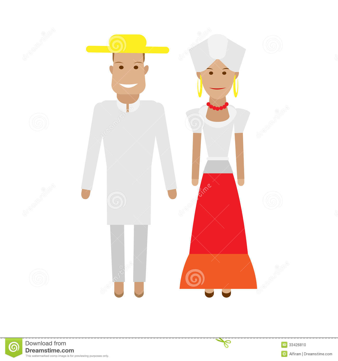 Regional Costumes Clipart 20 Free Cliparts