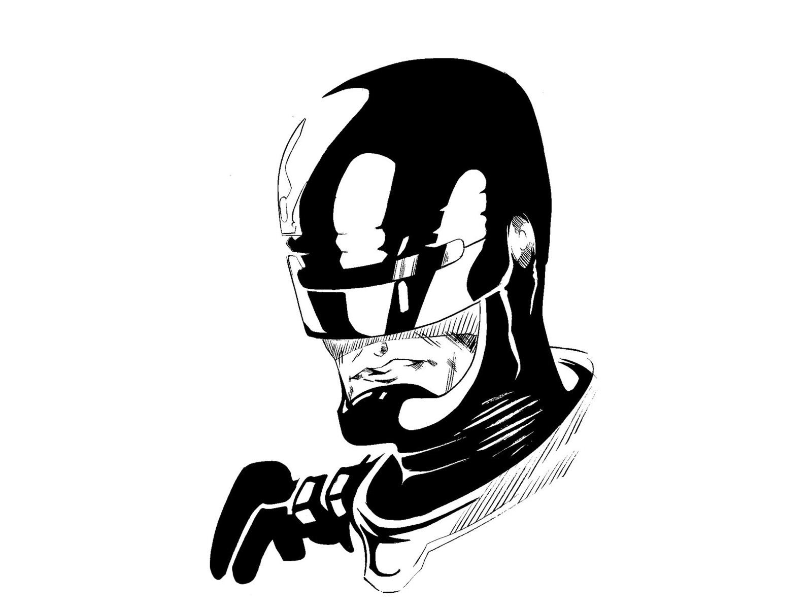 Robocop Clipart