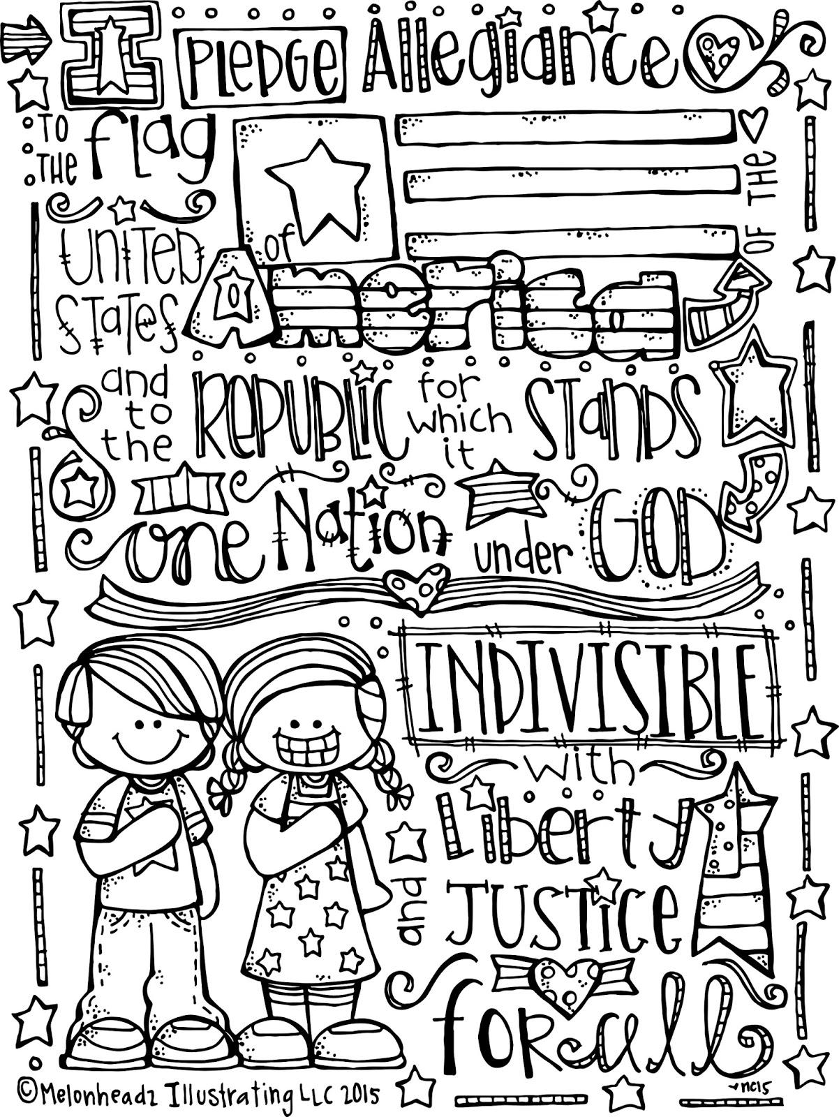 School Pledge Of Allegiance Clipart 20 Free Cliparts