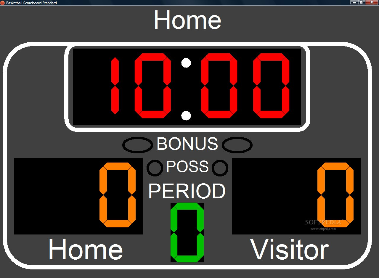 Scoreboard clipart - Clipground (1280 x 939 Pixel)