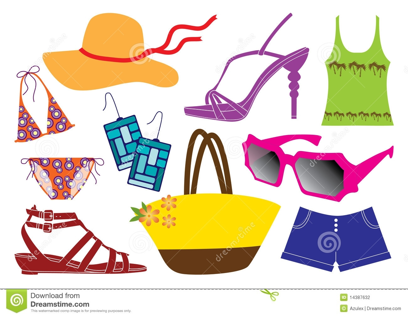 Seasonal Clothes Clipart 20 Free Cliparts