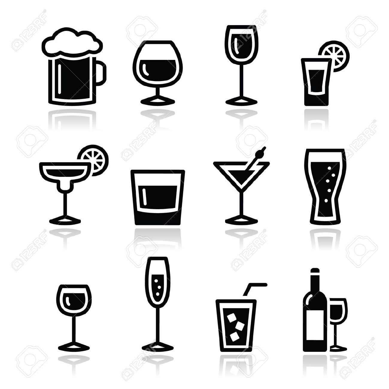 Shot Glass Clipart 20 Free Cliparts