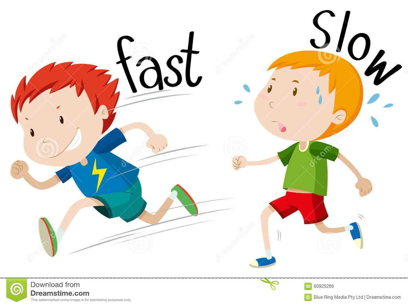 Slow Speed Clipart