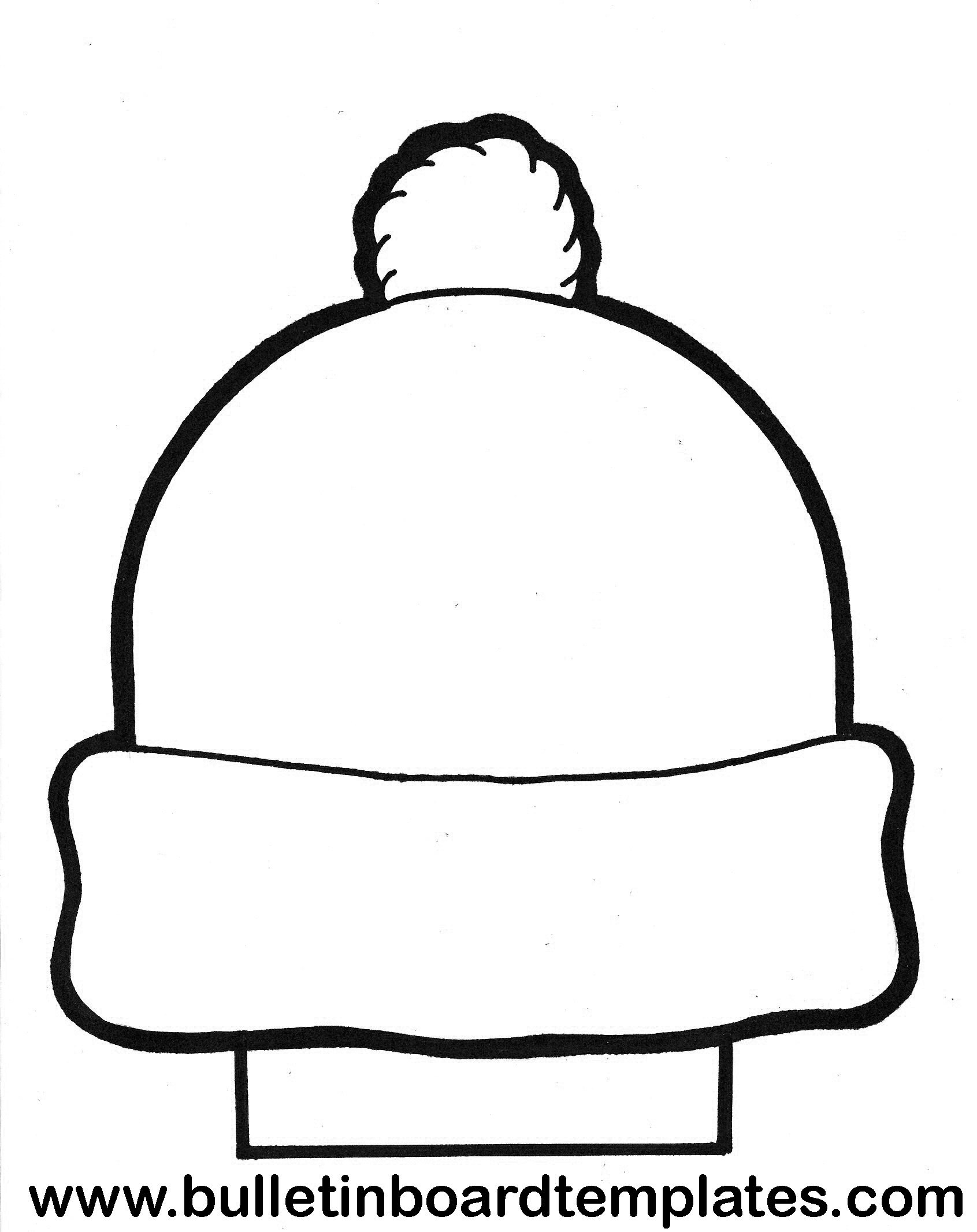 Snow Hat Clipart