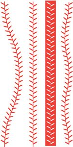 Softball Stitches Clipart For Silhouette Clipground