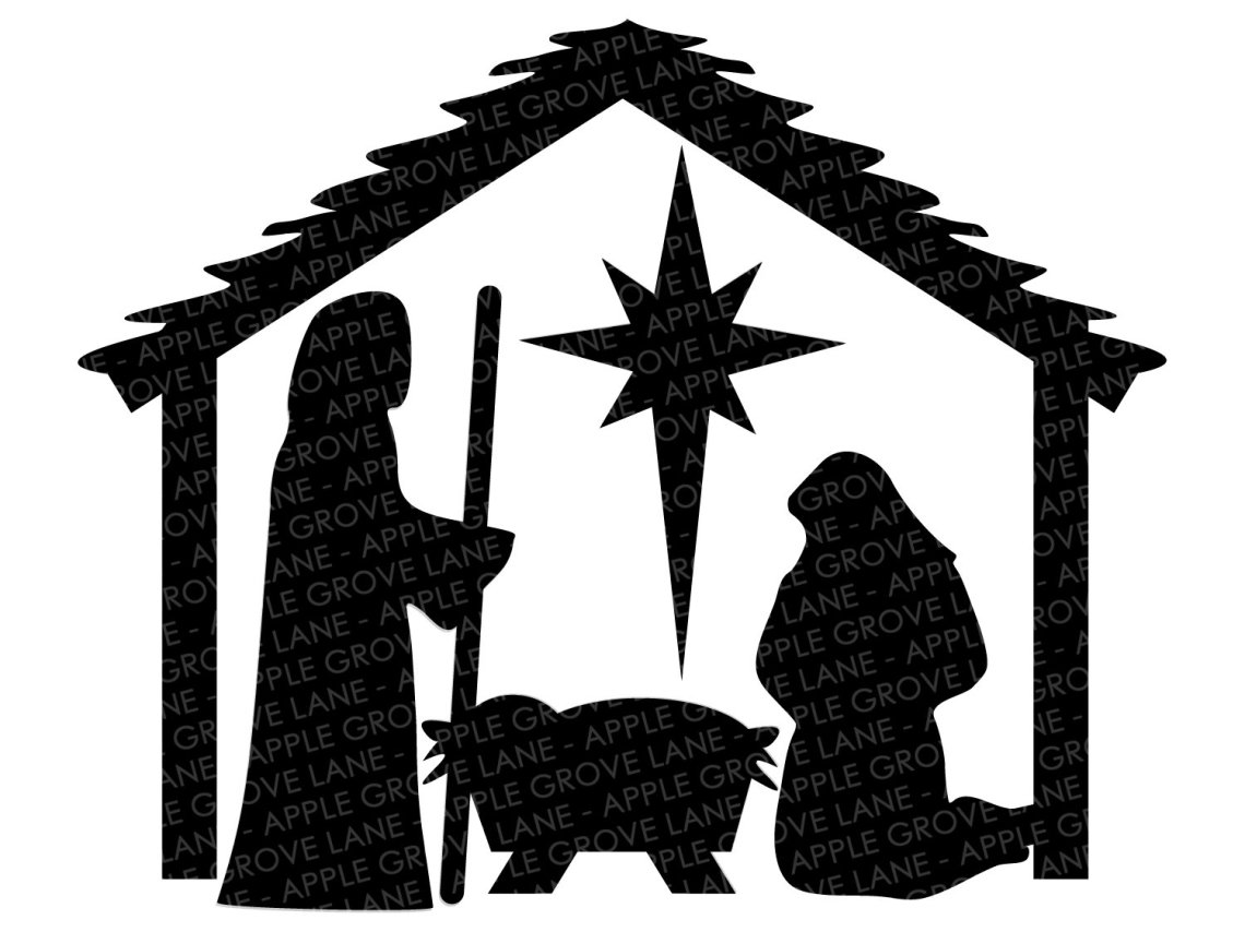 Download stable clipart nativity 10 free Cliparts | Download images ...