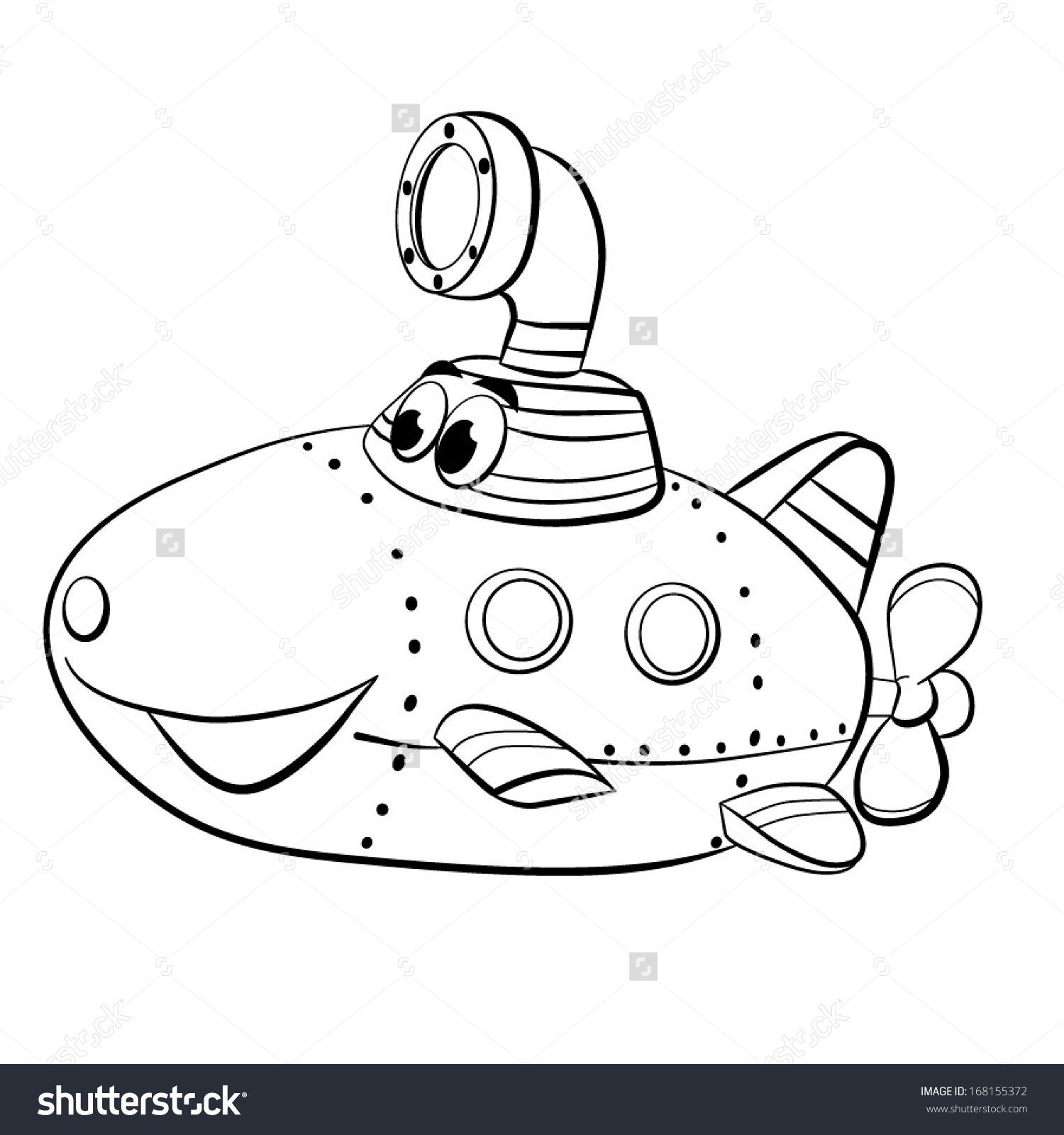 Submarine Boat Clipart Clipground