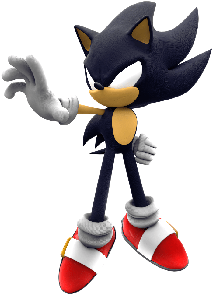 Supersonic Sonic Forces