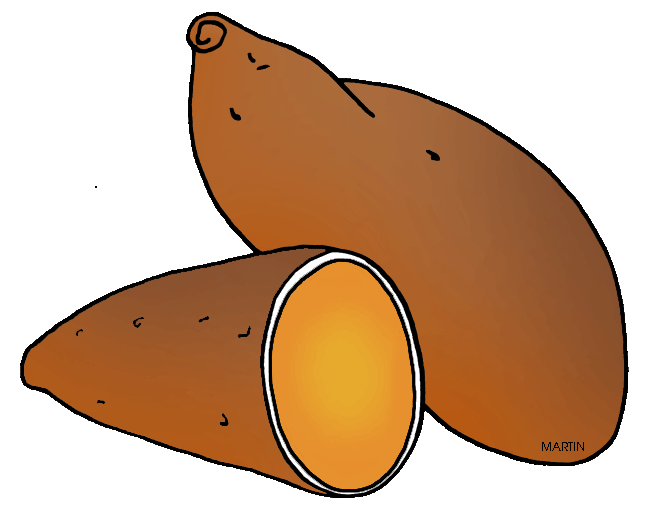 Sweet potato clipart 20 free Cliparts   Download images on ... (648 x 517 Pixel)
