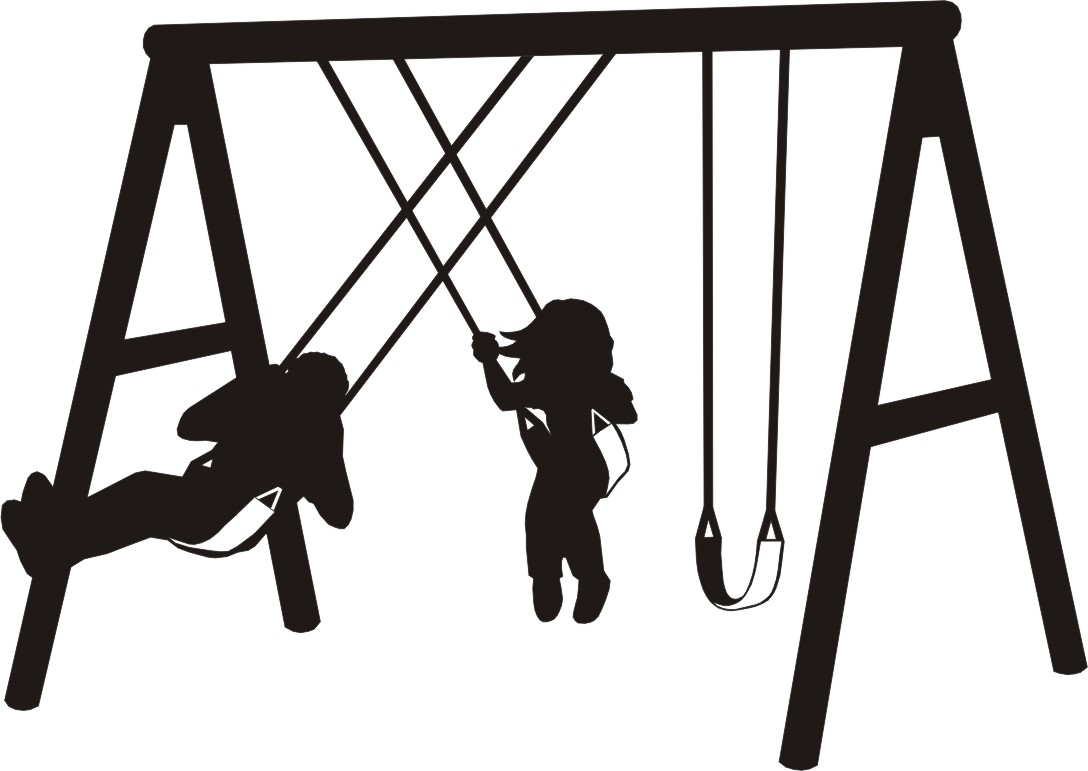 Swingset Clipart