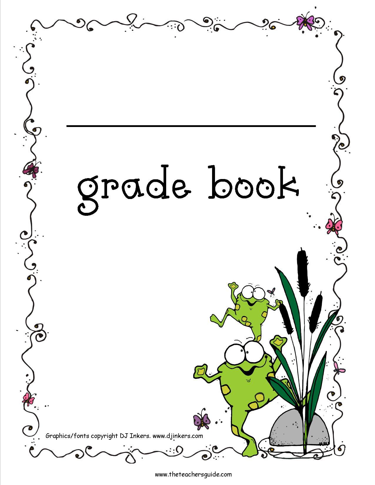Teacher Gradebook Clipart 20 Free Cliparts