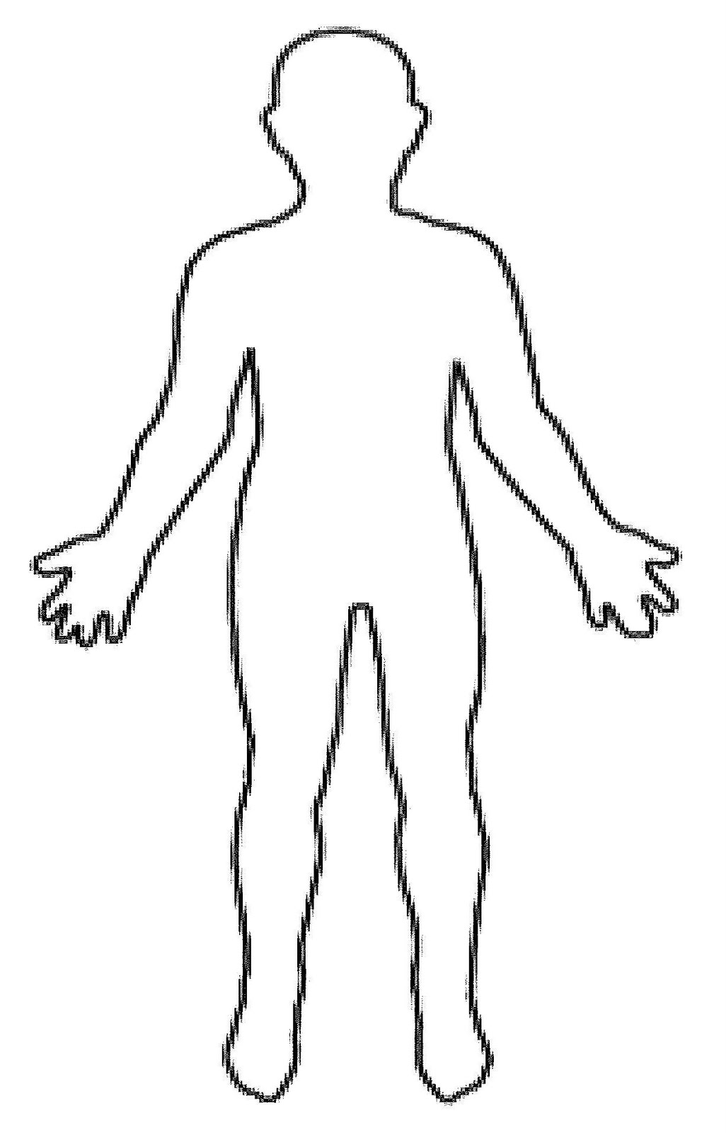 The Human Body Clipart