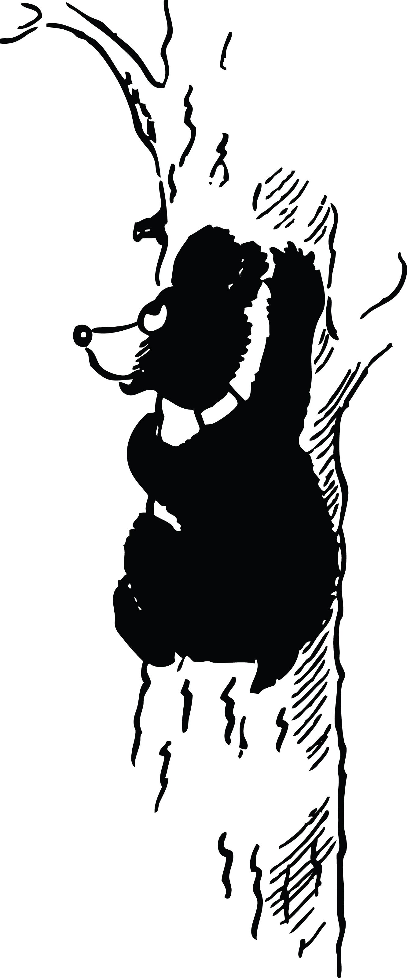 Transparent Clipart Bear Climbing Tree