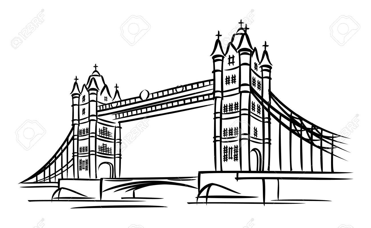 London Bridge Clipart