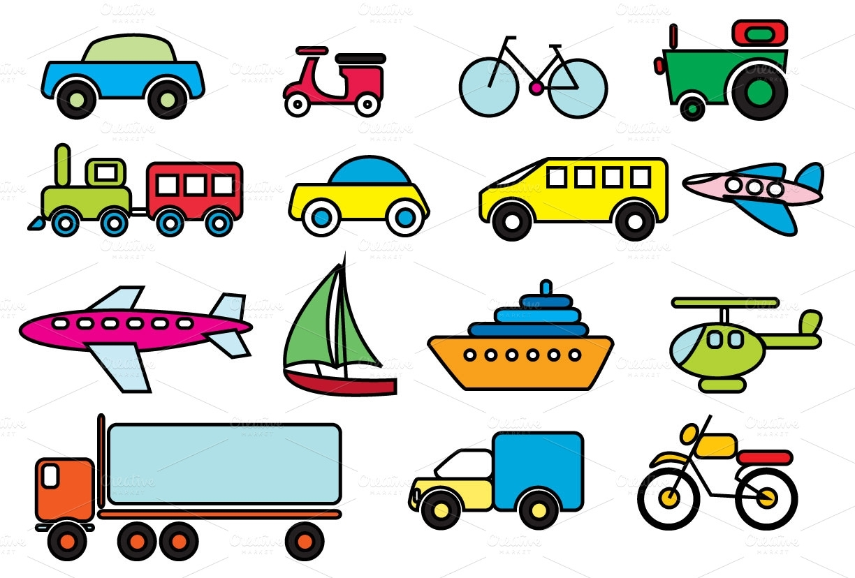 Transportation Clipart 20 Free Cliparts